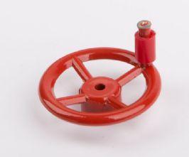Wilesco 01797 Steering  Wheel  (red) D365,D405, D305